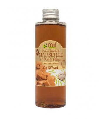 Savon de Marseille liquide 100 ml - Caramel