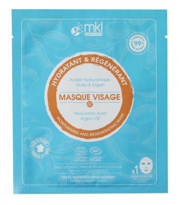 Masque Visage Hydratant Régénérant certifié COSMOS NATURAL