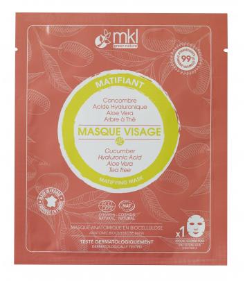 COSMOS Certified Mattifying Face Mask