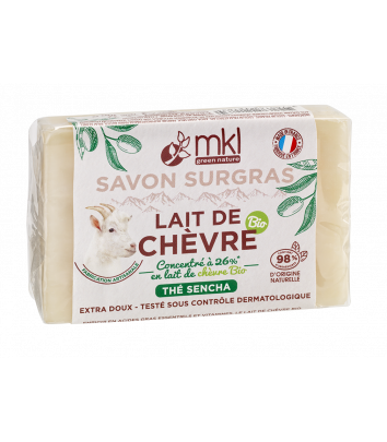 Goat Milk Bar Soap - Sencha Tea 100g