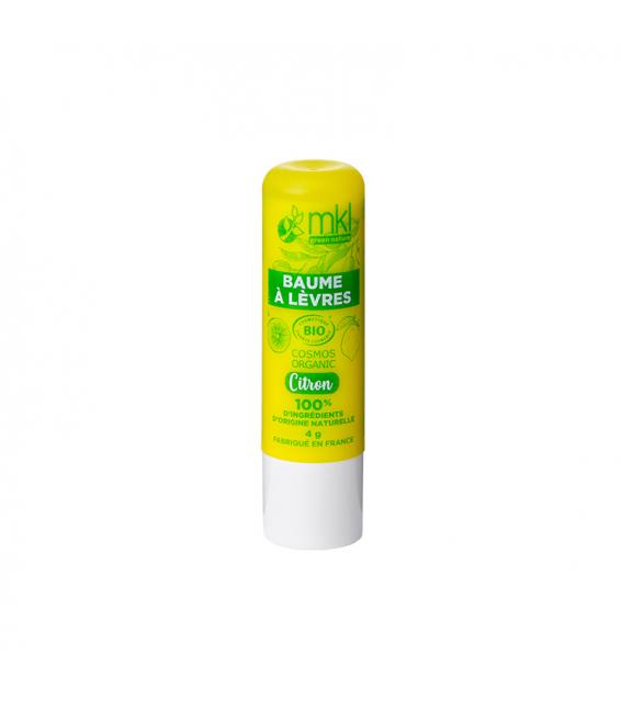 Baume Lèvres Bio - Citron