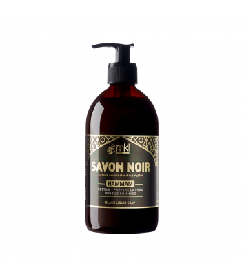 Black Soap 500 ml