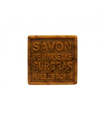 Savon de Marseille 100 g - Huile de Monoï