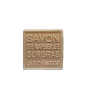 Savon de Marseille 100 g - Lait d'ânesse