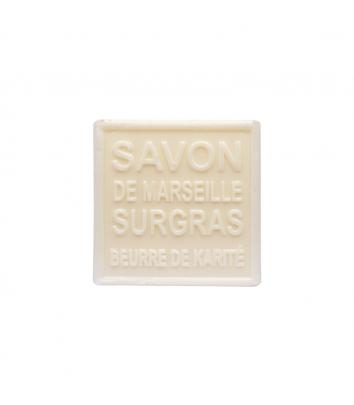 Savon de Marseille 100 g - Beurre de Karité