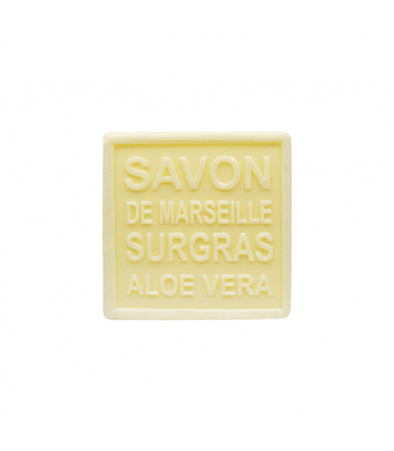 Savon de Marseille 100 g - Aloe Vera