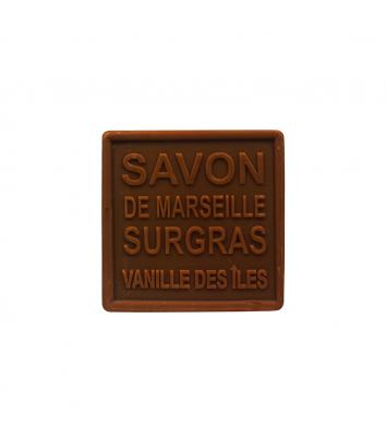 Savon de Marseille 100 g - Vanille des îles