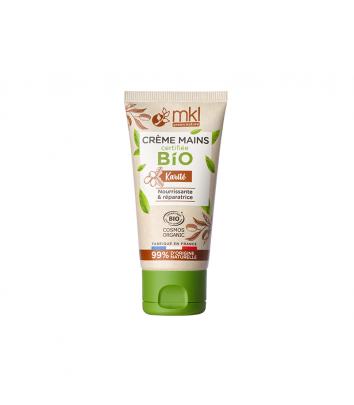 Crème mains certifiée BIO - Karité