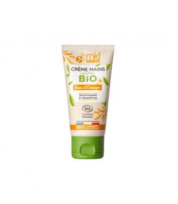 Crème mains certifiée BIO - Fleur d'oranger