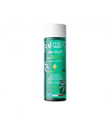 Huile réparatrice 200 ml - Aloe Vera- certifiée BIO