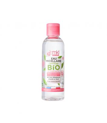 Eau micellaire Hydratante certifiée BIO - 100 ml